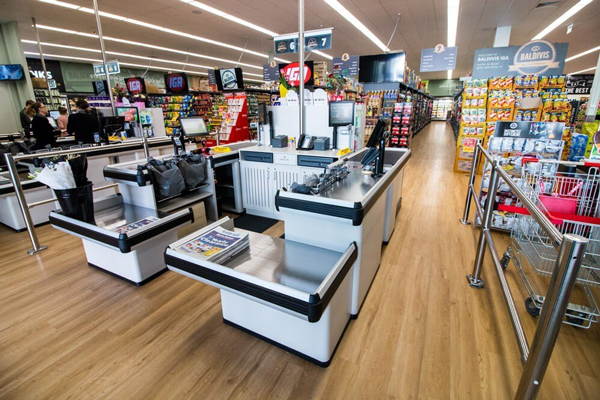 What Are The Primary Types of Checkouts Counters for Retail Stores?